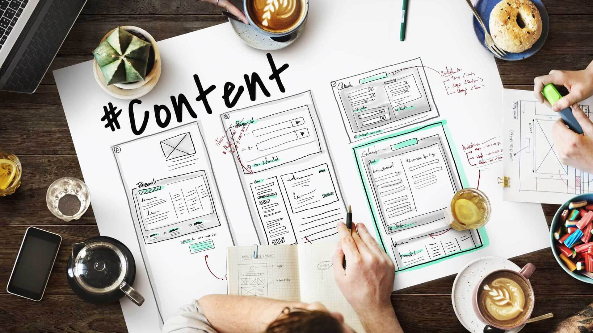 SEO & Content Consulting
